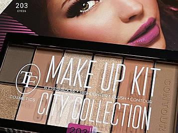 Тени для век TF Make Up Kit City Collection #203