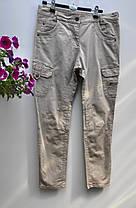 Фірмові жіночі завужені брюки yessica розмір 46-48 ( л-110), фото 2