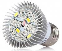 Фитолампа для растений MHZ E27, 28 LED, 8 Вт
