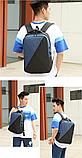 Набор рюкзак + сумка + клатч, фото 5