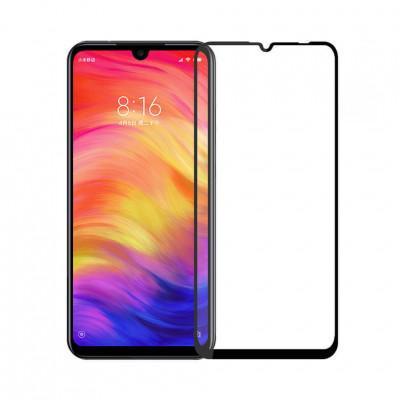 Защитное стекло 3D для Xiaomi Mi A3 CC9e Black (9H Tempered Glass)