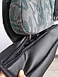 Авточехлы Эко-кожа на сиденья авто Комплект на передние сиденья экокожа, фото 4