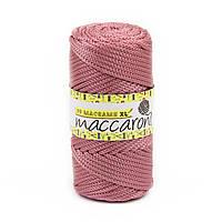 Трикотажный полипропиленовый шнур PP Macrame XL 4 mm, цвет Чайная роза