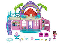 """Набор музыкальное кафе с куклой Дашей (Дора) от Fisher-Price """"Dora Cafe"""" Оригинал из США"""