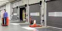 Рулонные ворота HR 120 A SB