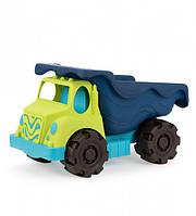 Машинка игрушка для игры с песком Мегасамосвал Battat