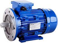 Электромотор - 5,5kW, 1500 об/мин., 230/380 V, вал-28, 3фазы