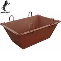 Ящик для раствора 0,2м3 (мелалл — 2,5мм), фото 1