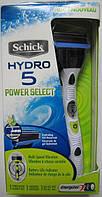 Бритва Schick Hydro 5 Power Select из США
