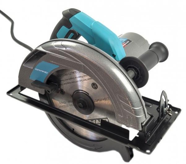 Пила дисковая Grand ПД-235-2500