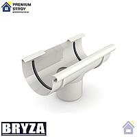 Сливная воронка Bryza 125 мм Белый