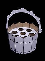 Заготівля пінопластова (будиночок), фото 1