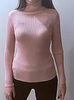 Гольфи (горло - відворот цельновязанное) жіночі (42-48) купити оптом від складу 7 км, фото 1