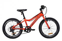 Детский алюминиевый велосипед 20 дюймов 11 рама FORMULA ACID с Shimano