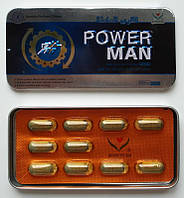 PowerMan препарат для потенции 10табл