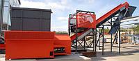 Комплекс по измельчению деревянных поддонов WEIMA WL 18 /75 kW  (Германия)