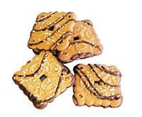 Клим Сахарное печенье Пристрасть с кунжутом 2.1кг