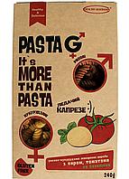 Безглютеновые рисово-кукурузные макароны Healthy Generation сыр, томаты, базилик спирали 240 г (4820233350118)