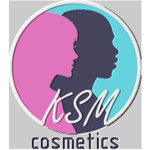 "логотип компании ""cosmetics-ksm"""