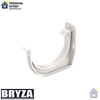 Держатель желоба ПВХ Bryza 125 мм Белый