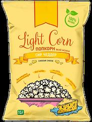 Здоровый попкорн Light Corn Сыр Чеддер (60 грамм)