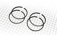 Кольца поршневые на мотоцикл Юпитер 3р.