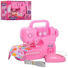 Игрушка Швейная машинка розовая (размер 20*14,5*9 см.)