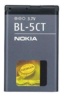 Аккумулятор (Батарея) Nokia C6-01 BL-5CT (1050 mAh), фото 2