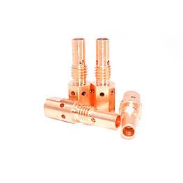 Диффузор M6х37 мм медь для МИГ МАГ Горелки PLUS 25 упаковка 10 штук