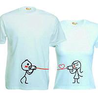 Парные футболки Радио