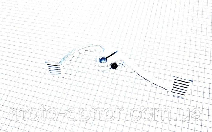 Ножка переключения передач на мотоцикл Юпитер
