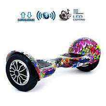 Гироскутер bluetooth Smart Balance Wheel 10 Самобаланс Джунглі