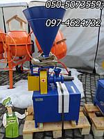 Экструдер для переработки зерновых культур, до 60кг/час (380Вт) екструдер бытовой