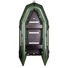 BARK BТ-360S Надувная универсальная шестиместная моторная  ПВХ лодка Барк