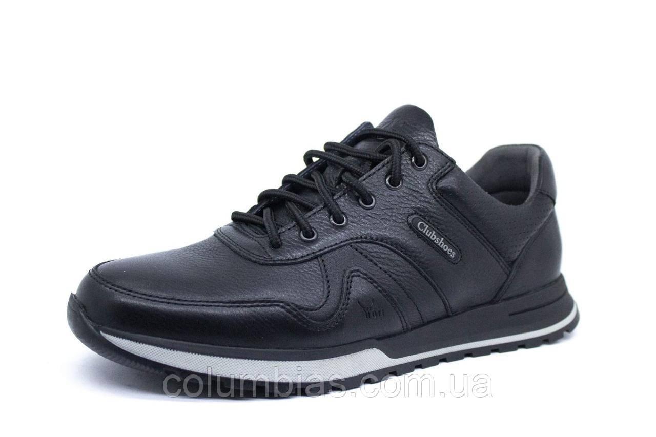 Шкіряні чоловічі кросівки Як shoes