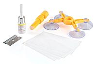 Комплект для ремонта лобового стекла Versachem® Windshield Repair Kit, Жмите