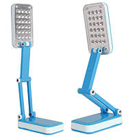 Светодиодная настольная лампа LED-666 TopWell голубая! Качествоо