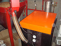 Твердотопливный комбинированный котел, ОРОР, Н420 EKO pellets, Киев