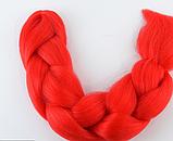 Коса для плетения канеколон однотонный, фото 2