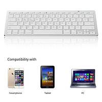 Бездротова Bluetooth клавіатура BK3001