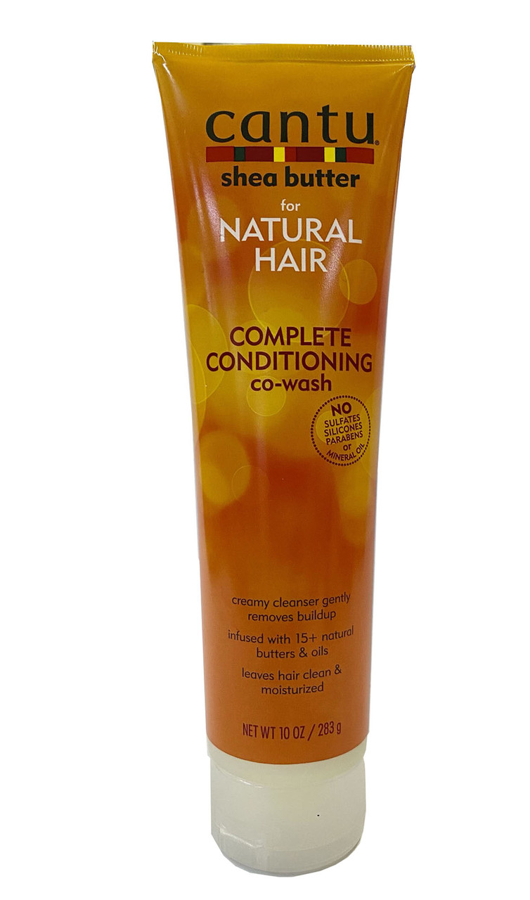 Ко-вошер для волос Cantu  Complete conditioning co-wash 283 грамма