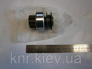 Бендикс стартера (11зубов) (редукторный) Foton-1043-1 (дв.3.3) (Фотон)