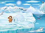 Яркие наклейки. Северный полюс, фото 2