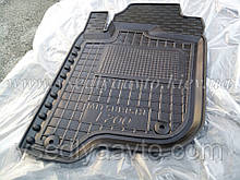 Водительский коврик в салон MITSUBISHI L200 с 2006-2013 гг. (AVTO-GUMM)