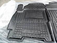 Водительский коврик в салон ЗАЗ Forza с 2011 г. (AVTO-GUMM)