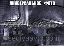 Водійський коврик в салон для JAC J6 (AVTO-GUMM)
