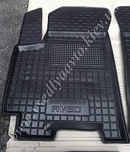 Водительский коврик в салон CHEVROLET Aveo с 2006-2012 гг. (AVTO-GUMM)