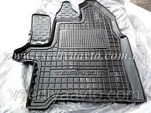Водительский коврик в салон Ford Transit 2013 г. 1+2 (AVTO-GUMM)