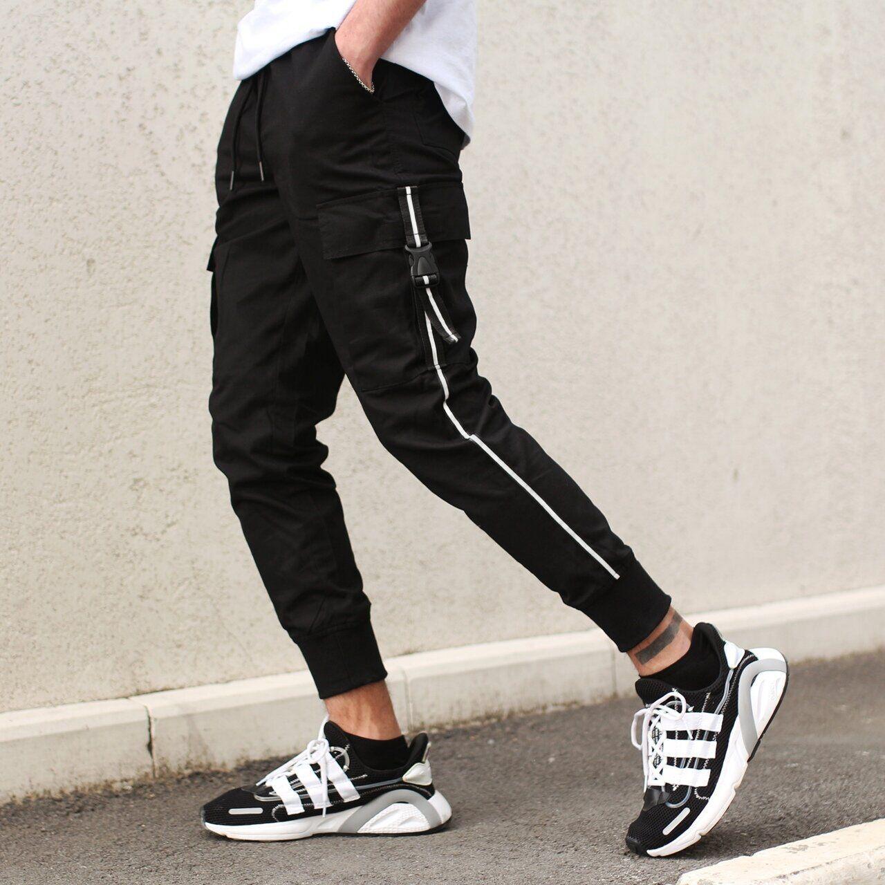 """Чоловічі штани-карго """"Fujin"""" від бренду """"TUR"""""""