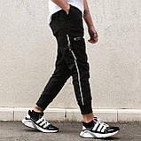 """Чоловічі штани-карго """"Fujin"""" від бренду """"TUR"""", фото 2"""